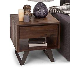 Simpli Home Lowry End Table