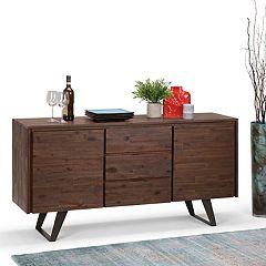 Simpli Home Lowry Sideboard Buffet