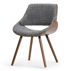 Simpli Home Malden Bentwood Dining Chair