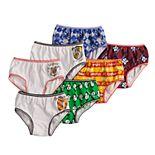 Girls 4-8 Harry Potter 7-pack Brief Panties