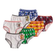 Girls 4-8 Harry Potter 7-pack Brief Panties