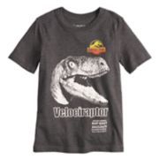 "Boys 4-10 Jumping Beans® Jurassic Park ""Velociraptor"" Graphic Tee"