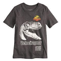 Boys 4-10 Jumping Beans® Jurassic Park 'Velociraptor' Graphic Tee