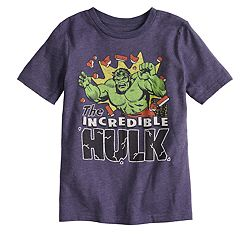 Boys 4-10 Jumping Beans® Marvel The Incredible Hulk Graphic Tee