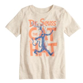 Boys 4-10 Jumping Beans® Dr. Seuss The Cat in the Hat Graphic Tee