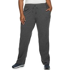 Plus Size Tek Gear® Mid-Rise Lounge Pants