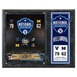 Villanova Wildcats 2018 National Champions Plaque Wall Art