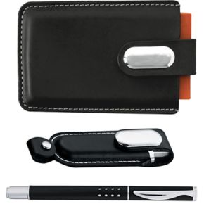 Natico Executive 4GB USB Gift Set