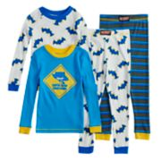 Toddler Boy DC Comics Batman Tops & Bottoms Pajama Set