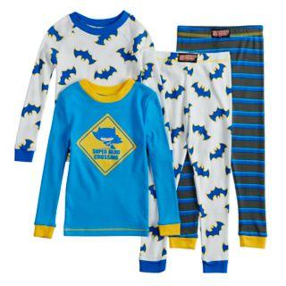 Toddler Boy DC Comics Batman Tops & Bottoms Pajama Set