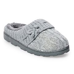 Women's SONOMA Goods for Life™ Sweater Clog Slippers