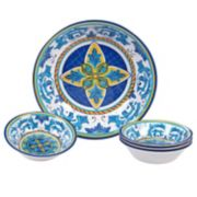 Certified International Lucca 5-piece Melamine Salad Serving Set