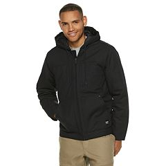 Men's Timberland PRO Baluster Insulated Hooded Jacket