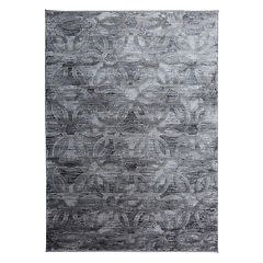 World Rug Gallery Portofino Contemporary Circle Geometric Rug