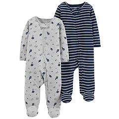 Baby Boy Carter's  2-Pack Patterned Sleep & Plays