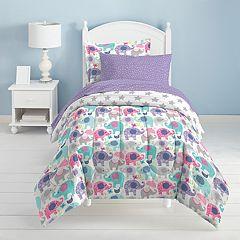 Dream Factory Elley Elephant Bed Set