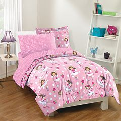 Dream Factory Tippy Toes Bed Set