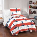 Dream Factory Sail Away Comforter Set