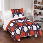 Dream Factory All Sports Comforter Set