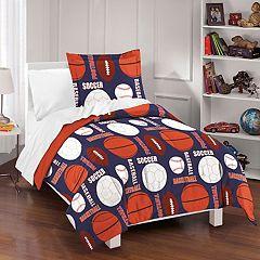 Dream Factory All Sports Comforter Set