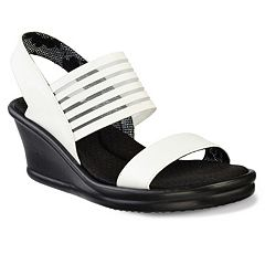 Skechers Rumblers Sci Fi Women's Wedge Sandals