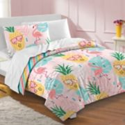 Dream Factory Pineapple Comforter Set