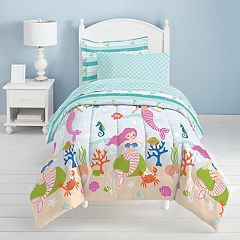 Dream Factory Mermaid Dreams Bed Set