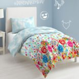 Dream Factory Sweet Candy Comforter Set