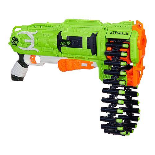 Nerf Zombie Strike Ripchain Blaster