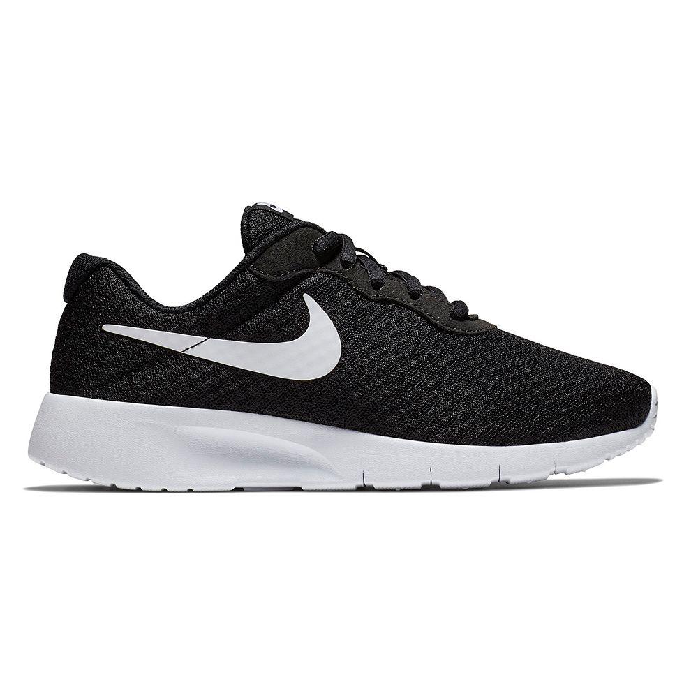 Nike Tanjun Kids' Wide Athletic Shoes