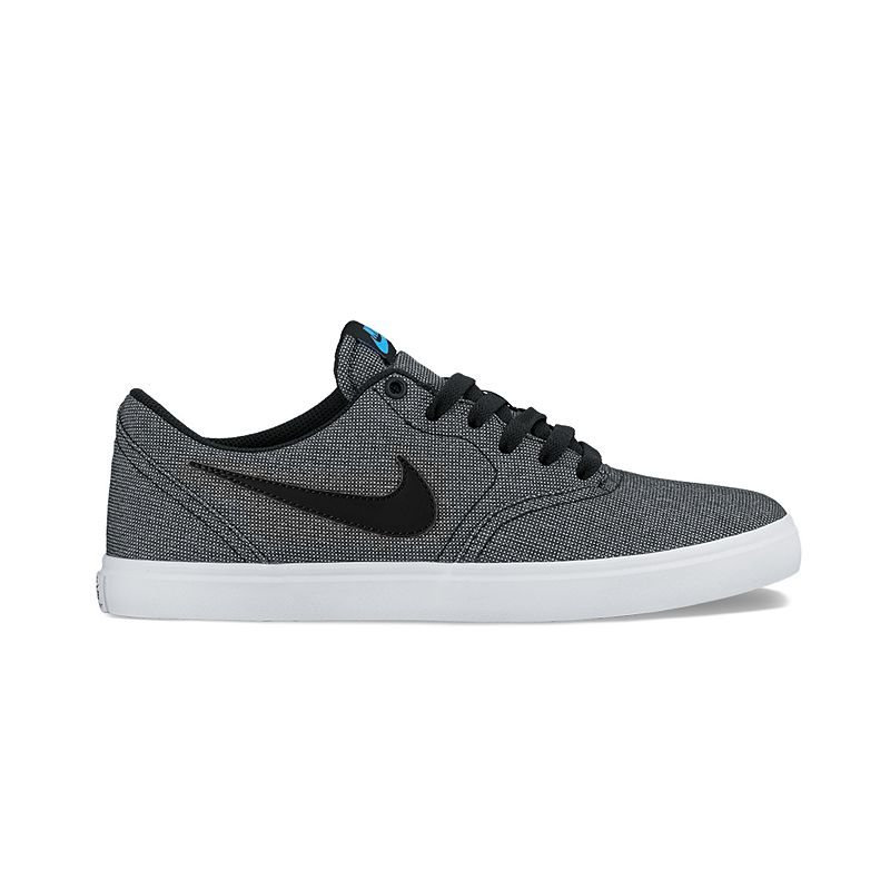Nike SB Check Solarsoft Men's Skate Shoes, Size: 8, Black Nike SB Check Solarsoft Men's Skate Shoes, Size: 8, Black Gender: male. Age Group: adult. Pattern: Solid.