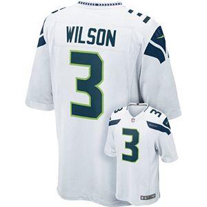 Men s Nike Seattle Seahawks Russell Wilson Game NFL Replica Jersey f6b59c935