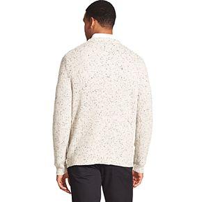 Men's Van Heusen Classic-Fit Textured Crewneck Sweater