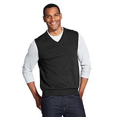 Men's Van Heusen Classic-Fit V-Neck Sweater Vest