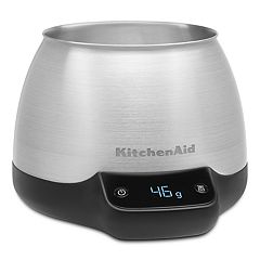 KitchenAid KCG0799SX Digital Scale Jar for Burr Grinder