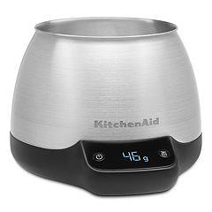 KitchenAid KCG0799SX Digital Scale Jar for Burr Grinder