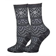Women's Columbia 2-Pack Textured Crew Socks