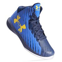 Under Armour Jet Express Mid Preschool Boys' Basketball Shoes