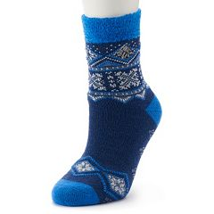 Women's Columbia Fairisle Thermal Crew Socks