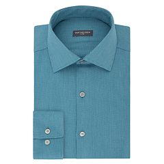 Men's Van Heusen Slim-Fit Flex Spread-Collar Dress Shirt