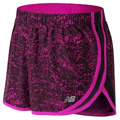 Women's New Balance Accelerate Printed Running Shorts