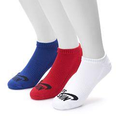 Men's Nike SB 3-pack No-Show Skate Socks