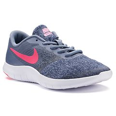 Nike Flex Contact Grade School Girls' Sneakers