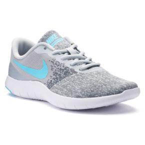 nike  flex contatto scuola elementare le scarpe da ginnastica.