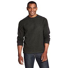 Men's Van Heusen Flex Classic-Fit Sweater Fleece Pullover