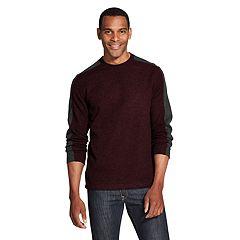 Men's Van Heusen Flex Classic-Fit Sweater Fleece Pullover