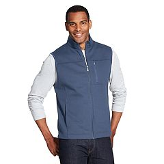 Men's Van Heusen Traveler Classic-Fit Fleece Vest
