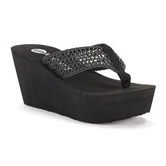 Unleashed by Rocket Dog Dandelion Women's Wedge Sandals
