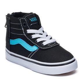 88322b8146 Vans My Maddie Zip Toddler Girls  High Top Sneakers