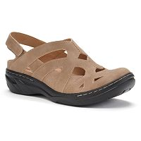 Croft & Barrow® Braelin Women's Slingback Sandals